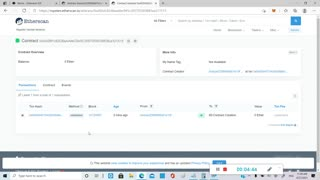 Ep6: Deploy a smart contract with your metamask wallet