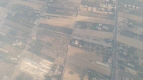 A plane took off from Cairo airport