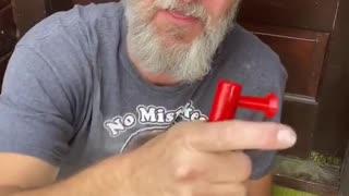 Husband with an Air Horn