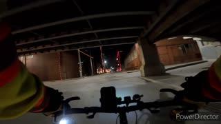 West Bottoms Morning Bike Commute