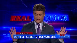 Real America - Dan #GETREAL 'Don't Let COVID-19 Rule Your Life'