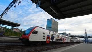 Train city wonderful