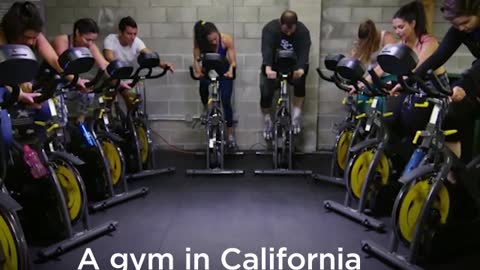 Using Gyms to Generate Free Electricity