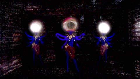 Invocation of Kali