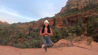 Relaxation Yoga in Sedona, Arizona