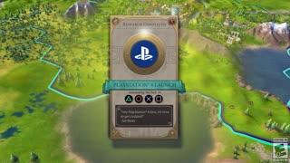 Civilization 6 Official PS4 Reveal Trailer