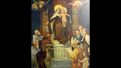 The Scapular: Feast of Our Lady of Mount Carmel