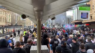 More protests from Melbourne Australia