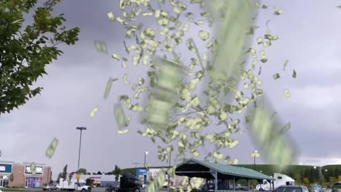 Money Tornado, like if you want to be there :)