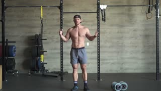14 Minute FAT BURNING WORKOUT Dumbbells Only