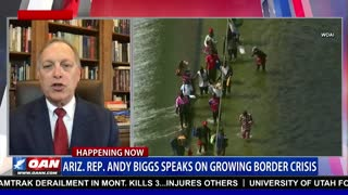 Ariz. Rep. Andy Biggs Weighs in on Del Rio migrant crisis