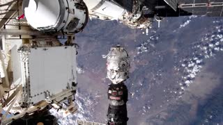 Russian module sends Space Station spinning