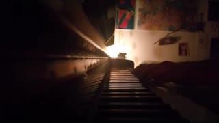 """""""NON SPARARE!"""" di Renato Zero - mini piano-cover"""