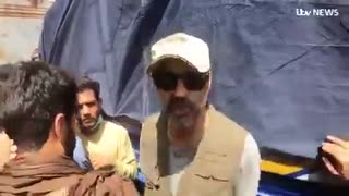 Man in Afghanistan has a message for Biden