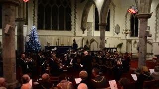 Silent Night Christmas Carol- brass arrangement
