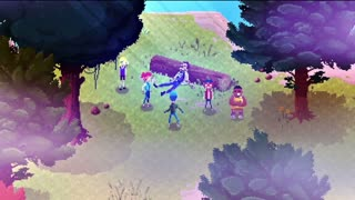 Crossing Souls - Nintendo Switch Launch Trailer