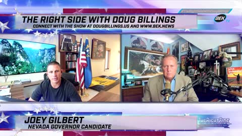 The Right Side with Doug Billings - August 24, 2021