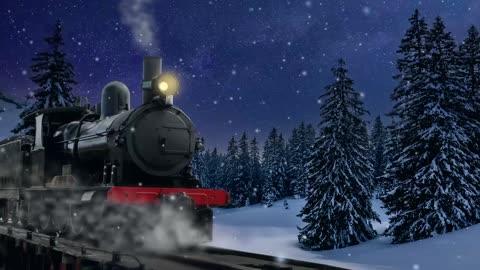 #christmas tåg