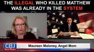 Angel Mom Maureen Maloney Highlights from my CBJ Podcast Show