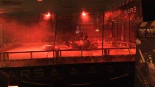 Robot Wars Portsmouth 2015: DTK Vs Thor Vs TX-109