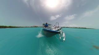 Turks & Caicos Boat Charter