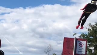 Various kites at Woodbine Beach