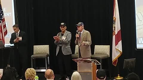 Captain Wayne Smith and Julio Martinez Unleash about being Vietnam Veterans!