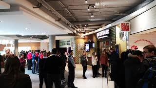 Check Out Yorkdale's New Chick-Fil-A.