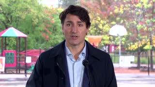 Trudeau unveils Canada vaccine passport plans