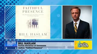 Former Tennessee Governor Bill Haslam on his new book, Faithful Presence