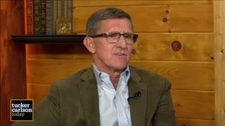 Tucker Carlson - Framing General Michael Flynn
