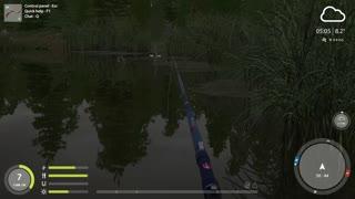 Russian Fishing 4 Mosquito Lake Perch