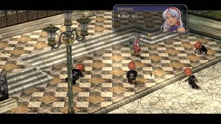 Trails in the Sky the 3rd Part 22 Aina origins - the drinking legend begins