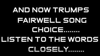 President trump final move