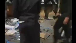 Philadelphia Riots. Looting and looting