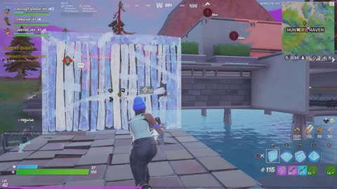 Fortnite PS5 Montage