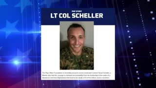 Col. Scheller Not Going Down Without A Fight.