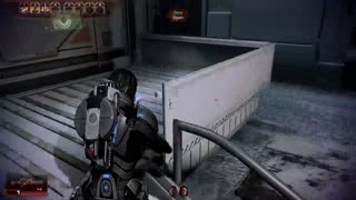 Revisiting ME2 - Lets Play Mass Effect 2 - Part 2