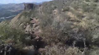 G Mountain with Ryze Tello Drone