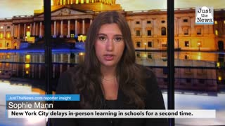 NYC delays school openings for second time