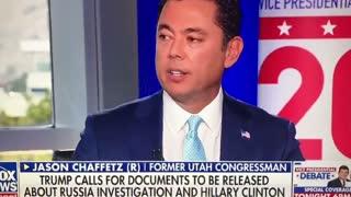 Jason Chaffetz How Many Agencies? 17?