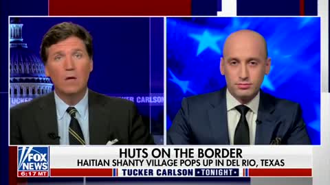Stephen Miller on Tucker Carlson - Illegal Immigration Threatens Our Republic