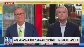 Lindsey Graham Calls For Impeachment