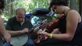 Humpback Mule - Grace Forrest, Steve Arkin - Clifftop 2013