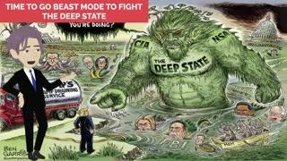 Savage Trump? Beast Mode?