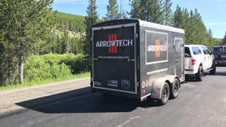 2020 Archery shoot road tour