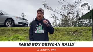 Farm Boy Drive-In Rally January 4th, 2021