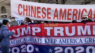 Chinese see Trump as winner