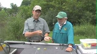 DVO 1103 Bass Fishing on Giving Pond in Bucks County PA