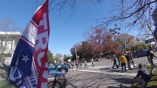 Tensions run high as dueling protests march through Raleigh, NC